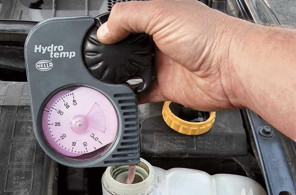 Точка кипения: как не ошибиться с выбором охлаждающей жидкости