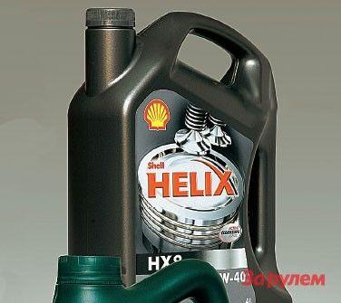 Shell Helix HX8