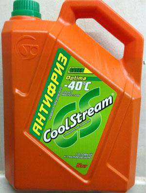 CoolStream Optima