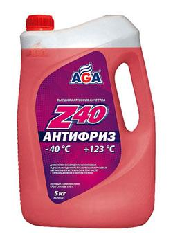Антифриз Z40 AGA