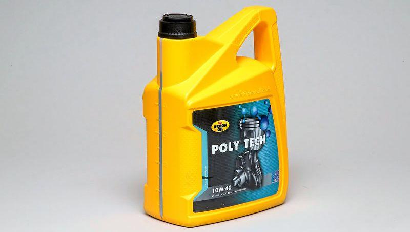 KROON Oil Poly Tech 10W‑40