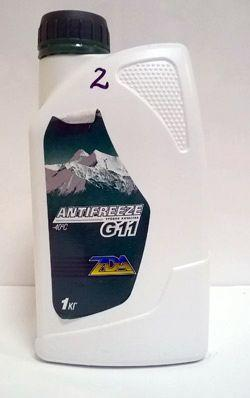 ZDA Antifreeze G11