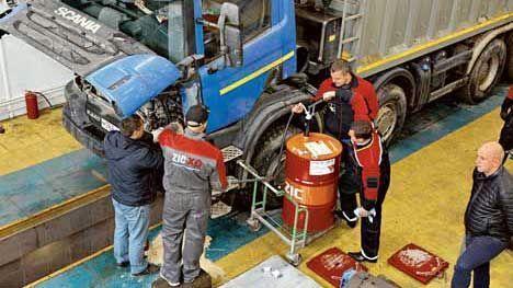 Моторное масло ZIC: оценка ресурса и качества