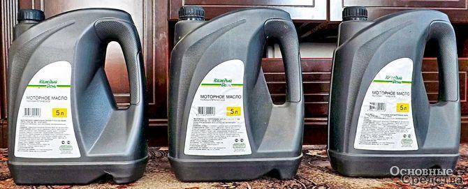 Моторные масла от «Обнинскоргсинтеза» разработаны в соответствии со строгими экологическими нормами, они универсальные, рассчитаны на работу как с дизельными, так и с бензиновыми двигателями