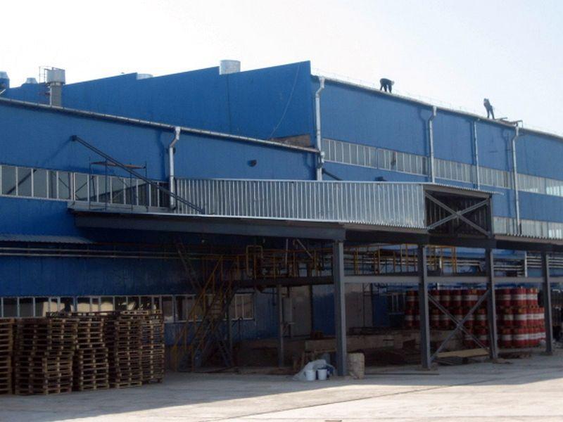 В Шымкенте завод смазочных материалов вошел в число самых современно оснащенных в мире