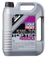 Масла LIQUI MOLY TOP TEC – сделано для автопроизводителей!