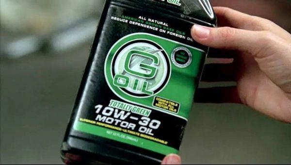 Из масленки – в картер: синтетическое масло из животного жира