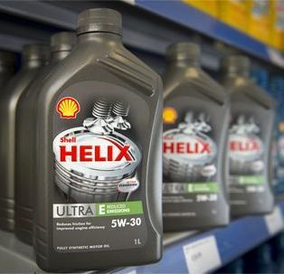 «Шелл» представляет в Украине новое моторное масло Shell Helix Ultra E