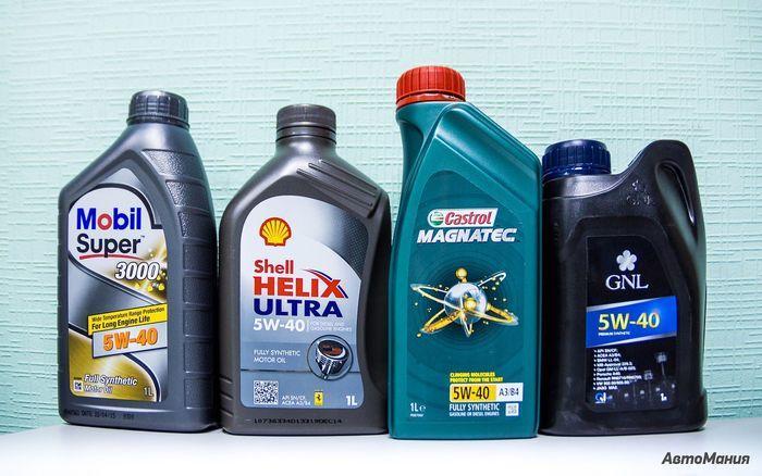В Украине появилось свое качественное моторное масло: исследование