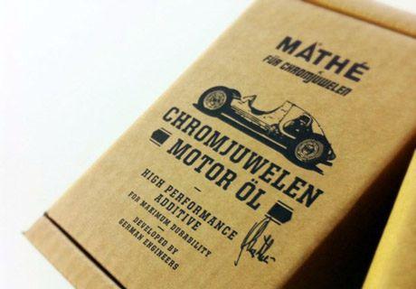 Моторное масло Chromjuwelen подходит для классических автомобилей