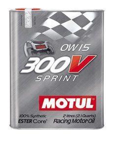 Новая формула легендарного моторного масла Motul 300V