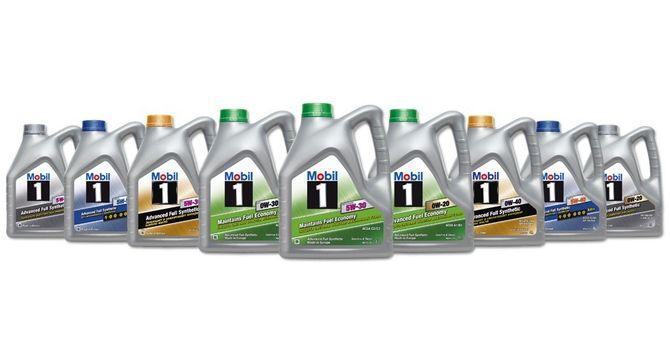 ExxonMobil обновил масла Mobil 1