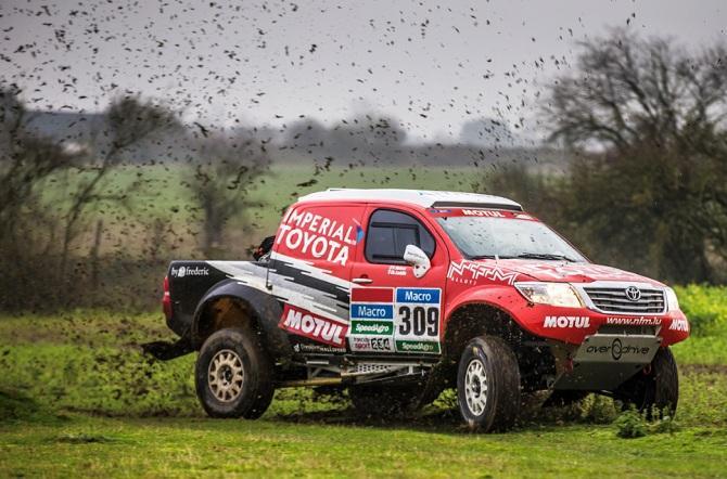 Motul окажет техническую поддержку Toyota Overdrive Racing