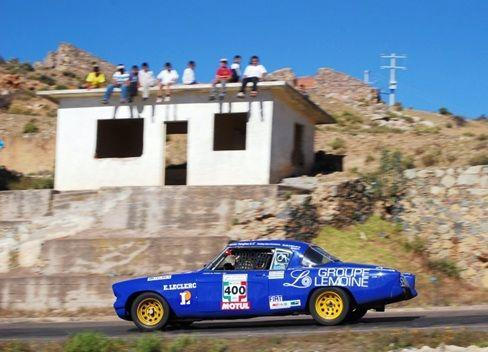 MOTUL поддерживает гонку ретро-автомобилей La Carrera Panamerica