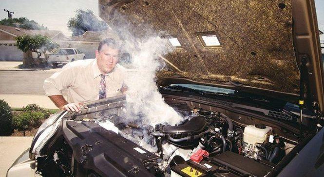 Как «запороть» мотор обычным антифризом