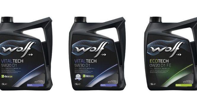 Wolf Oil выпустил новые масла