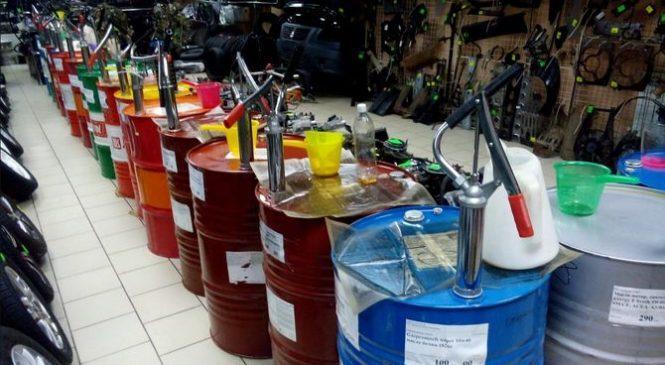 Бизнес-идея: торговля моторным маслом в розлив