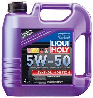 LIQUI MOLY Synthoil High Tech 5W-50