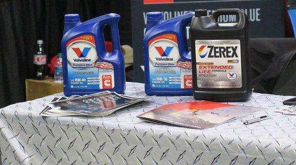 Valvoline выпустили масло для двигателей на природном газе и дизеле