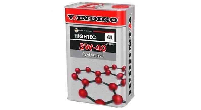 Windigo выпустил новое масло