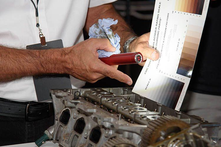 Skoda Octavia проехала 120000 км на масле Mobil 1. Разбираем двигатель 1.6 MPI