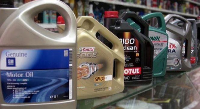 Как не купить поддельное моторное масло? «Гайд» по известным брендам Беларуси