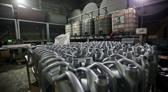 Моторное масло: контрафакт и его последствия