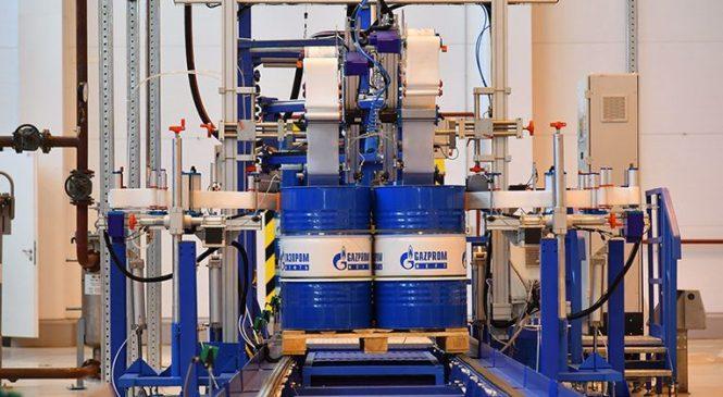 Омский завод смазочных материалов продолжает совершенствоваться
