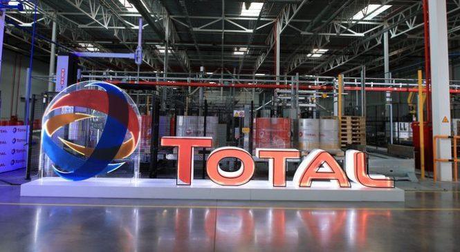 Total запустил производство смазочных материалов в России