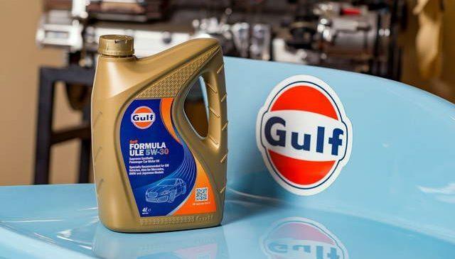 Чистая прибыль для Gulf Oil India