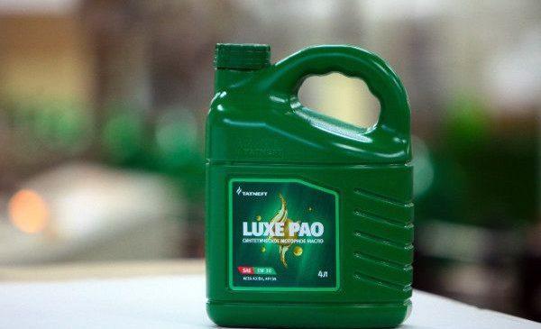 «Татнефть» выпустила премиальное моторное масло