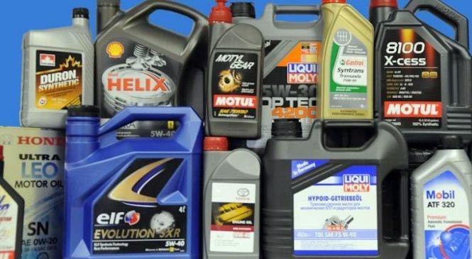 Какие моторные масла предпочитают российские автовладельцы?