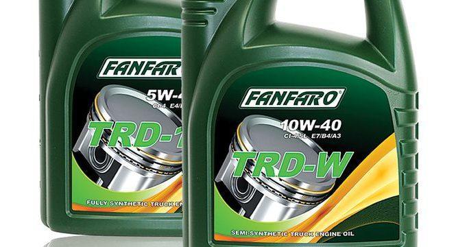 Моторные масла FANFARO прошли ресурсные испытания