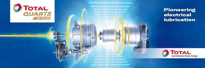 Новые специальные жидкости Total для электрических и гибридных автомобилей
