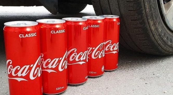 Зачем водители заливают в систему охлаждения двигателя «Кока-колу»