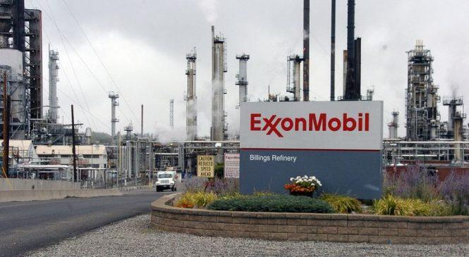 """Заводы смазочных материалов ExxonMobil получили """"безотходную"""" сертификацию"""
