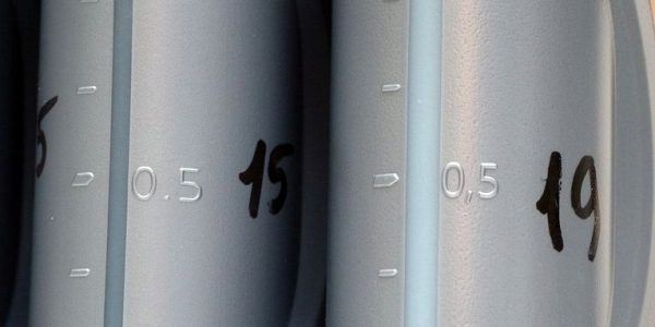 Сравниваем этикетки, канистры, шрифты