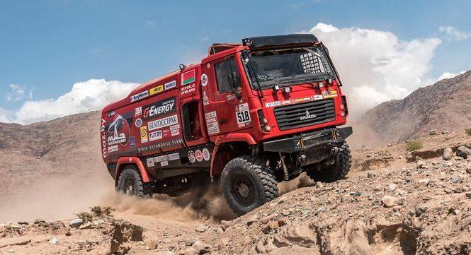 Новая линейка масел Gazpromneft проходит испытания в суровых условиях «Дакара»