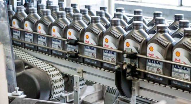 Shell модернизирует завод смазочных материалов в Канаде