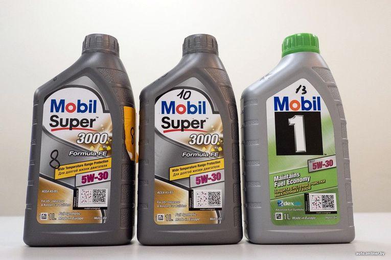 Эти три банки были исключены из исследования: масло Mobil Super 3000 X1 Formula FE (№№8 и 10) предназначено для автомобилей азиатских и североамериканских производителей, а Mobil 1™ ESP 5W-30 (№13) — слишком новый продукт для нашего рынка и найти его оказалось затруднительно