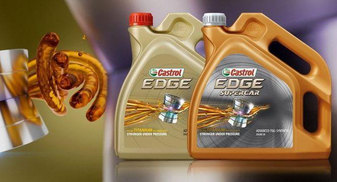 Castrol обновил масла линейки Edge