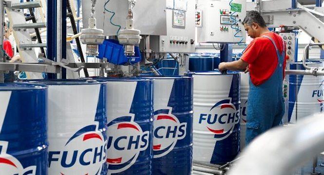Fuchs приобретает австралийского смазочного блендера