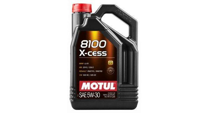 Motul представил новое моторное масло серии 8100