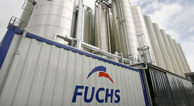 Fuchs открывает новый завод в Китае