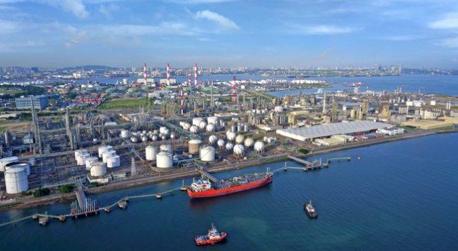 ExxonMobil завершила модернизацию завода в Сингапуре