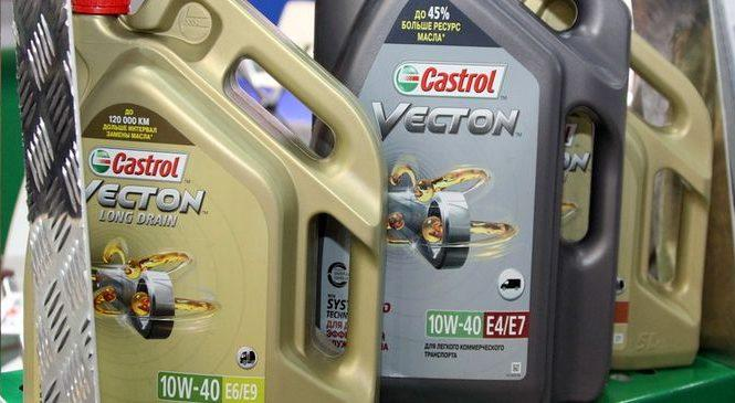 Castrol: инновации в центре внимания