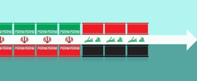 Иранский экспорт перенаправляется в Ирак
