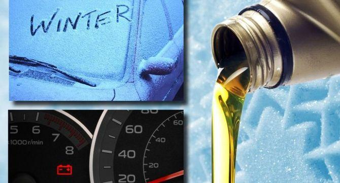 Как выбрать масло для двигателя на зиму, чтобы не «убить» мотор?