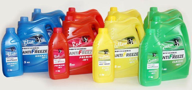 Как правильно выбрать охлаждающую жидкость?