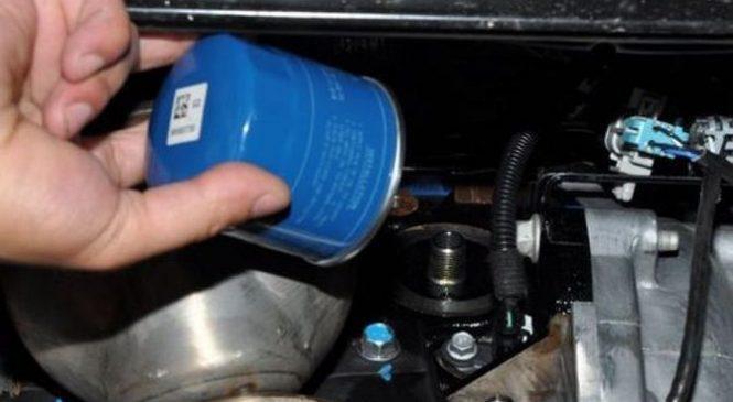 Как новый масляный фильтр и свежее масло могут угробить мотор